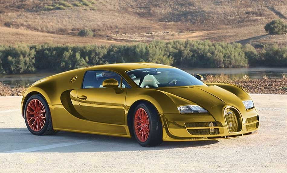 Bugatti Veyron Diamond Ltd