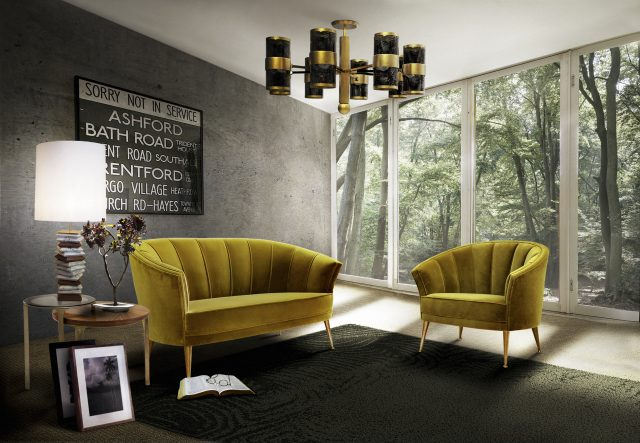 TOP 5 INCREDIBLE MID CENTURY LIVING ROOM IDEAS FOR 2017