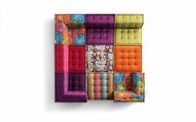 La simplicidad y la belleza del sofá Mah Jong